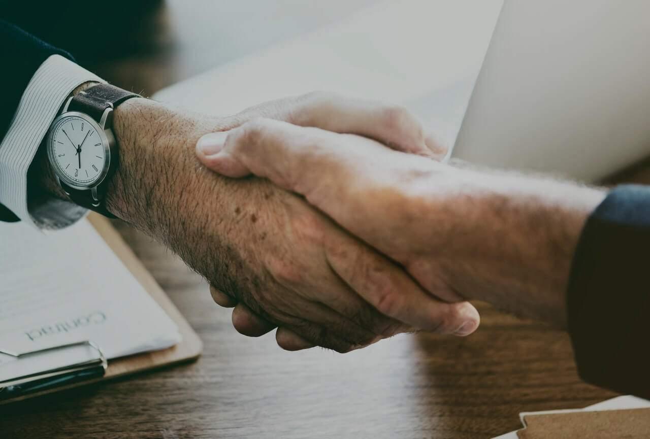 50/50 Business Partnerships
